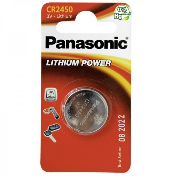 Panasonic Lithium Knopfzelle